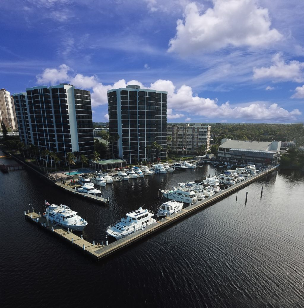 Southwest Florida Boat Slips And Docks For Rent And Sale